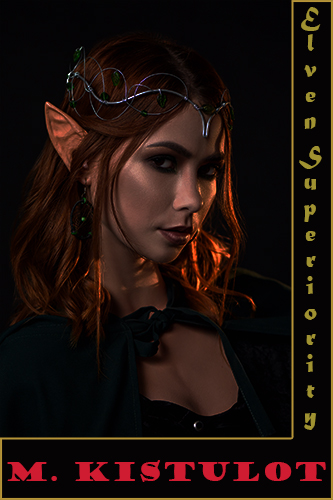 Cover for Elven Superiority