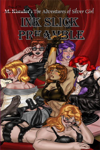 Ink Slick Preamble available now!