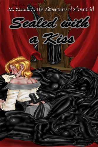 Sealed with a Kiss--Available now!