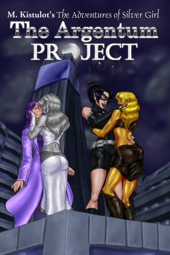 The Argentum Project cover