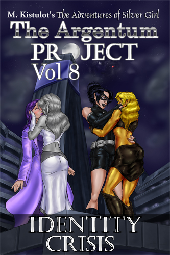 The Argentum Project Volume 8: Identity Crisis